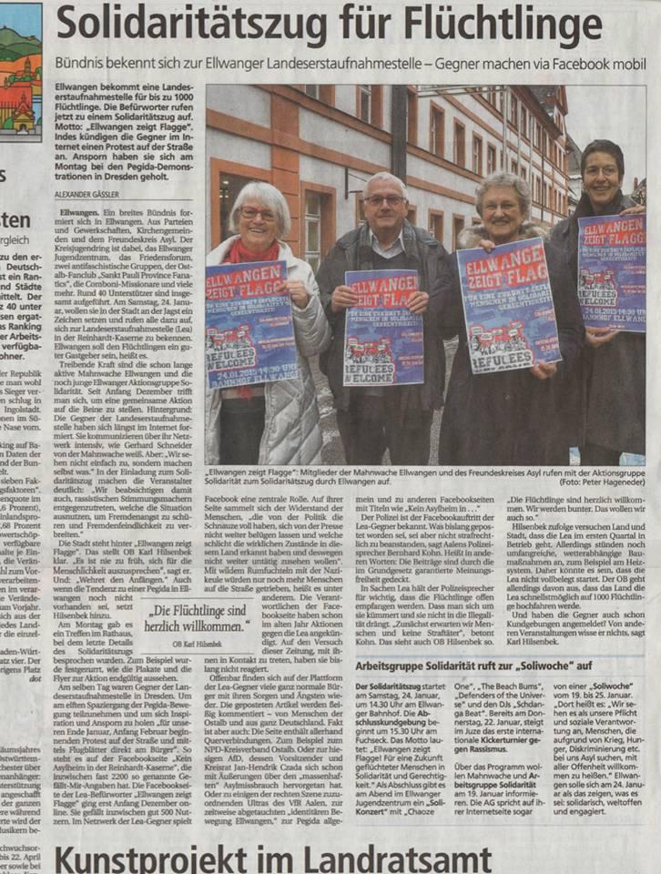 Artikel Schwäpo, 08.01.2015
